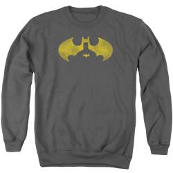 Image for Batman Crewneck - Bat Symbol Knockout