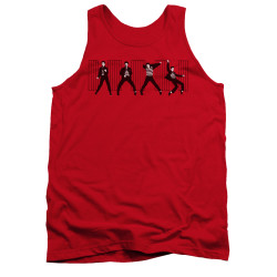 Image for Elvis Tank Top - Jailhouse Rock
