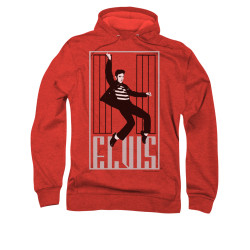 Image for Elvis Hoodie - One Jailhouse