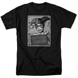 Image for Batman T-Shirt - Harley Inmate