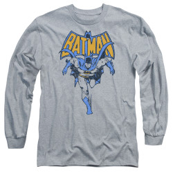 Image for Batman Long Sleeve T-Shirt - Vintage Run
