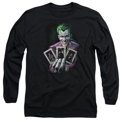 Image for Batman Long Sleeve T-Shirt - 3 of a Kind