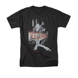 Image for Elvis T-Shirt - Las Vegas