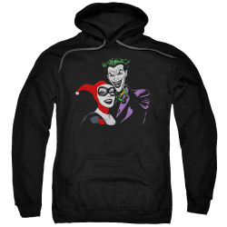 Image for Batman Hoodie - Joker & Harley