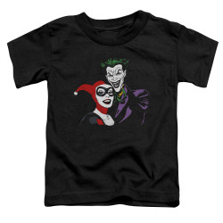 Image for Batman Toddler T-Shirt - Joker & Harley