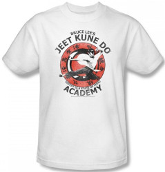 Image Closeup for Bruce Lee T-Shirt - Jeet Kune Do