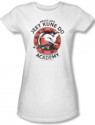Image for Bruce Lee Girls T-Shirt - Jeet Kune Do