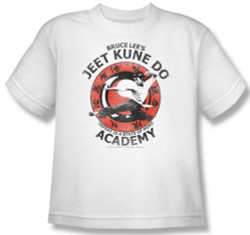Image for Bruce Lee Youth T-Shirt - Jeet Kune Do