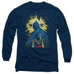 Image for Batman Long Sleeve T-Shirt - Watchers