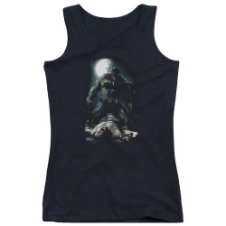 Image for Batman Girls Tank Top - Mudhole