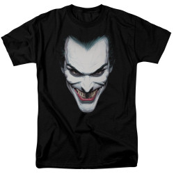 Image for Batman T-Shirt - Joker Portrait