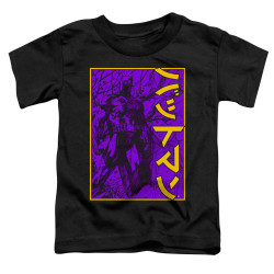 Image for Batman Toddler T-Shirt - Big Framed Kanji