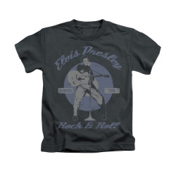Image for Elvis Kids T-Shirt - Rock & Roll