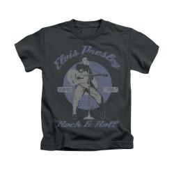 Image for Elvis Kids T-Shirt - Rock & Roll