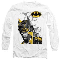 Image for Batman Long Sleeve T-Shirt - Long Live