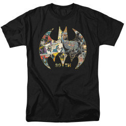 Image for Batman T-Shirt - 80th Shield