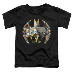 Image for Batman Toddler T-Shirt - 80th Shield