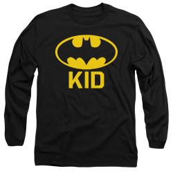 Image for Batman Long Sleeve T-Shirt - Bat Kid