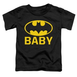 Image for Batman Toddler T-Shirt - Bat Baby