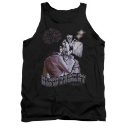 Image for Elvis Tank Top - Violet Vegas