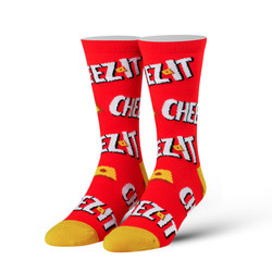 Image for Cheez-Its Logo Socks