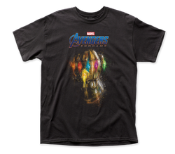 Image for The Avengers Endgame T-Shirt - Infinity Gauntlet