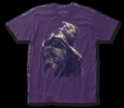 Image for The Avengers Endgame T-Shirt - Thanos