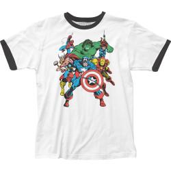 Image for Avengers T-Shirt - Classic Ringer