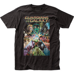 Image for Guardians of the Galaxy T-Shirt - Infinity Gauntlet Cover
