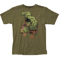 Image for The Hulk T-Shirt - Punch