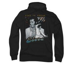 Image for Elvis Hoodie - Live in Vegas