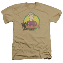 Image for Archie Comics Heather T-Shirt - Jughead Distressed