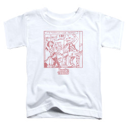 Image for Archie Comics Toddler T-Shirt - It's Time