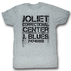Image for The Blues Brothers Joliet Correctional Center T-Shirt