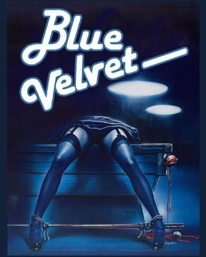 Blue Velvet Pool Table T-Shirt Image 1