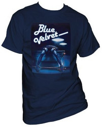 Blue Velvet Pool Table T-Shirt Image 2