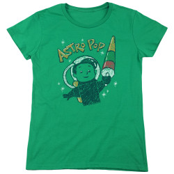 Image for Astro Pop Womans T-Shirt - Astro Boy