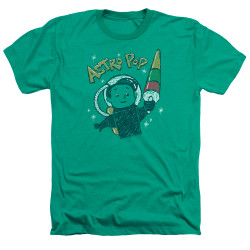 Image for Astro Pop Heather T-Shirt - Astro Boy