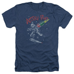 Image for Astro Pop Heather T-Shirt - Space Joust