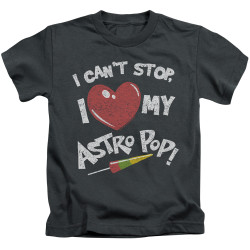 Image for Astro Pop Kids T-Shirt - I Heart
