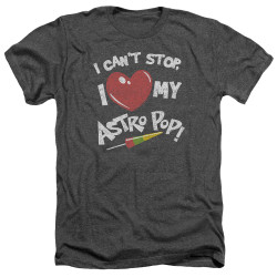 Image for Astro Pop Heather T-Shirt - I Heart