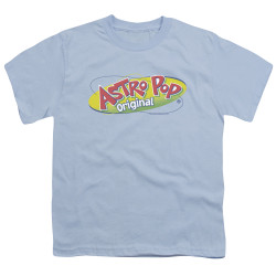 Image for Astro Pop Youth T-Shirt - Logo
