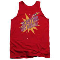 Image for Astro Pop Tank Top - Blast Off