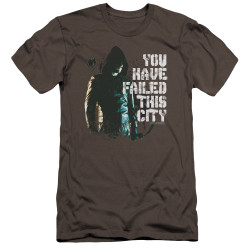 Image for Arrow Premium Canvas Premium Shirt - You Have Failed