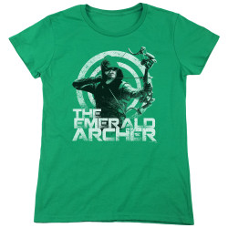 Image for Arrow Womans T-Shirt - Archer