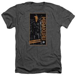 Image for Arrow Heather T-Shirt - Mirakura Energy Drink