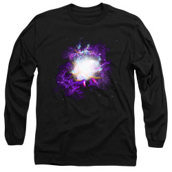 Image for Outer Space Long Sleeve Shirt - Nebula