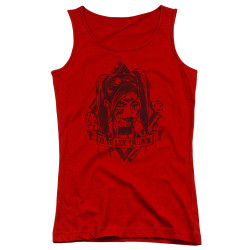 Image for Batman Arkham Knight Girls Tank Top - Diamond