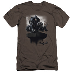 Image for Batman Arkham Knight Premium Canvas Premium Shirt - Perched