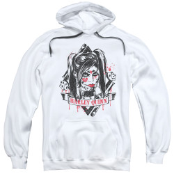 Image for Batman Arkham Knight Hoodie - Sugar Quinn